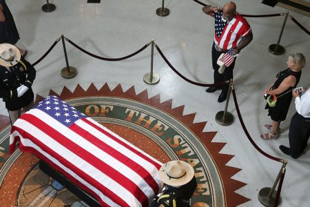 John McCain Memorial to Feature Tributes From Biden and Other Friends