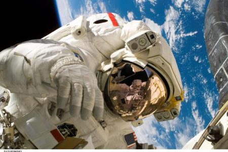You Can Now Launch Your Selfies Into Outer Space Thanks to NASA's New App