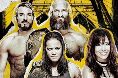 WWE NXT Takeover Brooklyn 4: Start Time and How to Watch Online