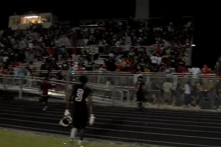 Two shot at Florida high school football game