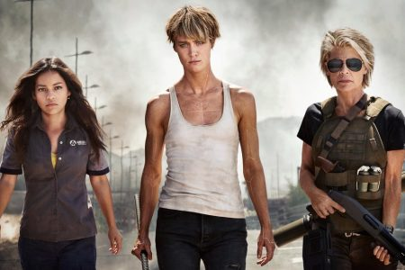 Terminator sequel first look proves the future is female