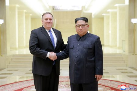 North Korea Accuses the US of 'Hatching a Criminal Plot' Against Pyongyang