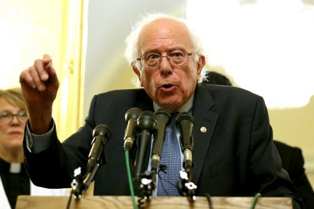 Bernie Sanders asks Amazon employees to detail their working conditions