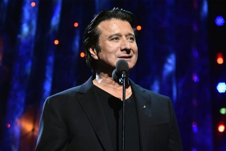 Don't Stop Believin': Journey's Steve Perry Releases First New Song in 24 Years