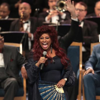 Aretha Franklin's Funeral: Stars, Dignitaries and Fans Honor the Queen of Soul