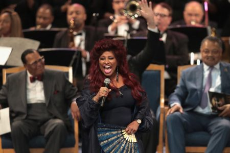 Aretha Franklin Funeral: Stars, Dignitaries and Fans Honor the 'Queen of Soul'