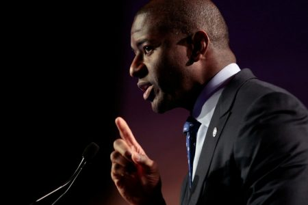 Racist Robocalls Target Andrew Gillum, Democratic Nominee for Florida Governor