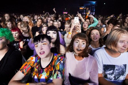 In Sweden, a Music Festival for Women Stresses Its 'Safe Zone'