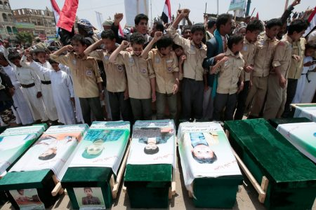Saudi Coalition Admits Error in Yemen Airstrike That Killed Dozens