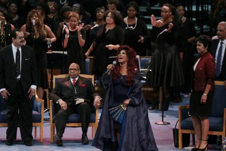 Aretha Franklin funeral: Memorable moments that got people talking