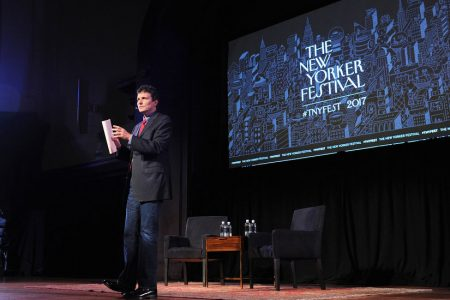The New Yorker Festival Boots Bannon, and Liberals Are Torn