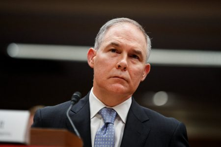 Pruitt's Spending on Security More Than Doubled in 11 Months, EPA Investigator Says