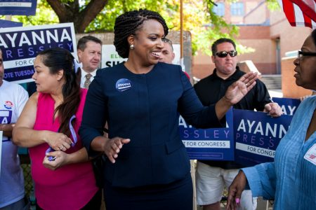 Ayanna Pressley Stuns Capuano in Massachusetts House Race in Upset for Insurgents