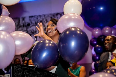 Ayanna Pressley Upsets Capuano in Massachusetts House Race