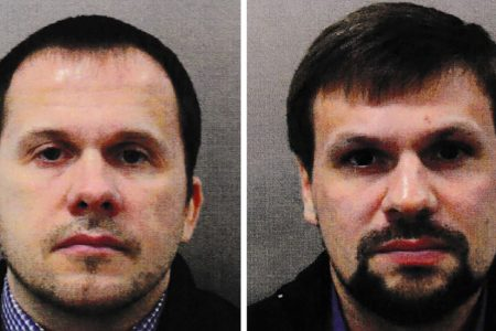 From Mountain of CCTV Footage, Pay Dirt: 2 Arrests in Spy Poisoning