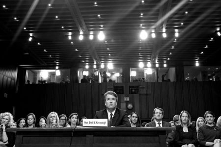 'Who Has the Greater Incentive to Lie?': Defenders of Kavanaugh and His Accuser Square Off
