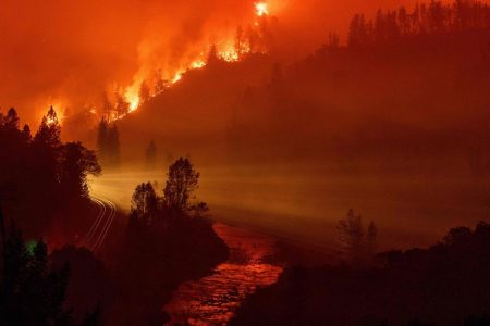 California Today: Amid Another Blaze, Firefighters Ask for More Funding