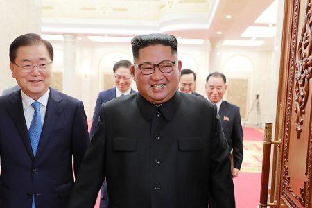 Kim Jong-un Says He Wants Denuclearization in Trump's Current Term