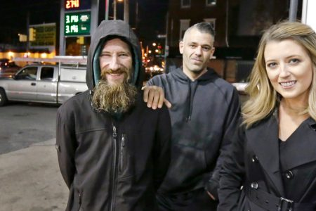 Couple's House Is Searched After $400000 Raised for Homeless Man Disappears