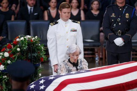 Sen. John McCain: What to know about Washington tributes on Saturday