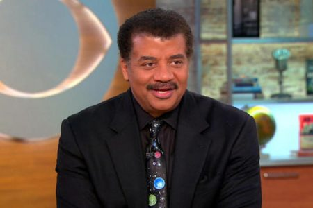 Neil DeGrasse Tyson recalls realizing the connection between astrophysics and warfare