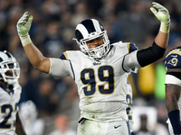 Aaron Donald confident Rams 'can be special' in 2018