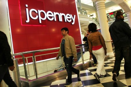 JC Penney shares fall as CFO set to depart, leaving a gaping hole in retailer's C-Suite