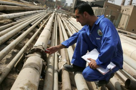 Oil prices edge up amid uncertainty over fallout from Iran sanctions