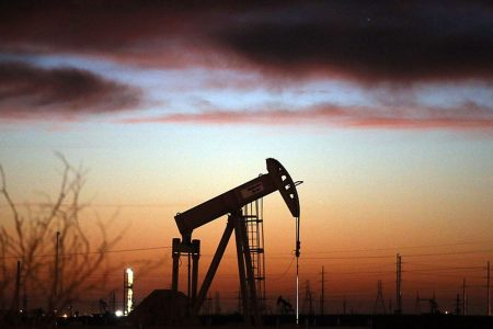 Oil steady on high OPEC supply ahead of Iran sanctions