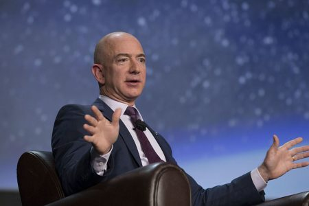Jeff Bezos' space company Blue Origin just landed a major rocket deal