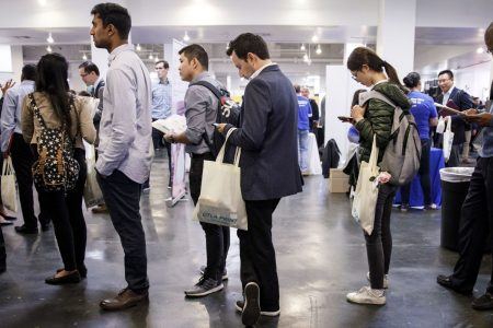 US jobless claims fall to near 49-year low