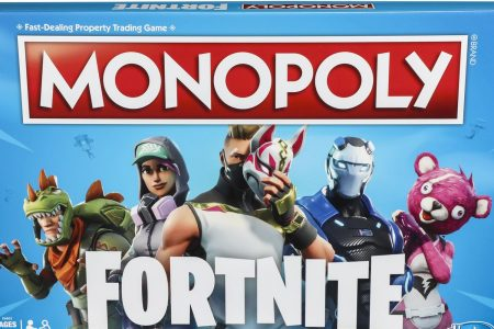 Hasbro is making 'Fortnite' versions of Monopoly and Nerf Blasters