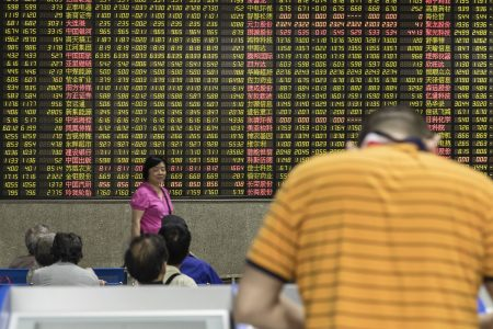 Asia markets lower as US-China trade tensions rise again