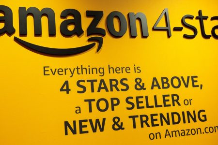 Amazon is opening a new store that sells items from its website rated 4 stars and above