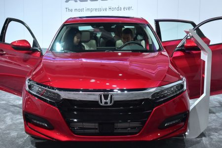 Honda recalls 232000 vehicles for software problem