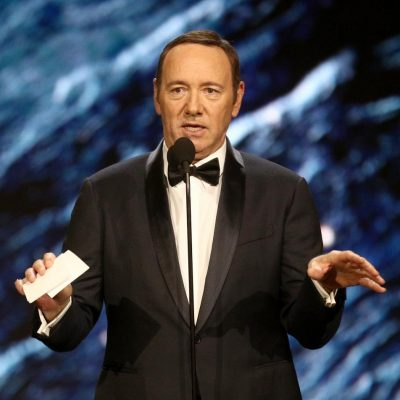 Kevin Spacey Accused of Sexual Assault in Lawsuit by Masseur