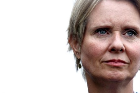 Cynthia Nixon and the Benefit of a Smear