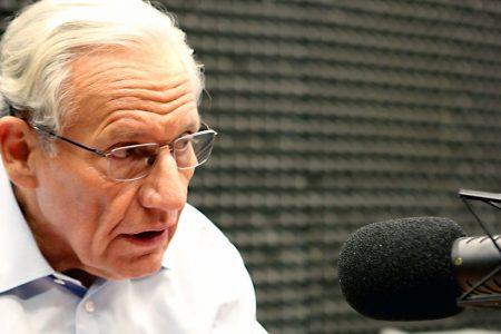 Bob Woodward on Trump, Nixon and Anonymity