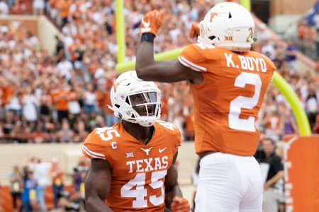 NCAA 1-130 Re-Rank: Texas takes giant leap into top 25 after consecutive wins
