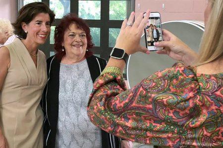 Gina Raimondo Turns Back Liberal Challenge in Rhode Island Governor's Primary