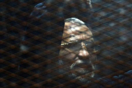 Egyptian court upholds death sentences for 75 people over 2013 demonstration