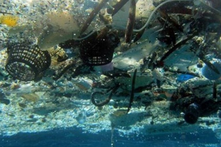 Great Pacific Garbage Patch, Texas-sized 'island' of trash in ocean, to be tackled by giant floating vessel