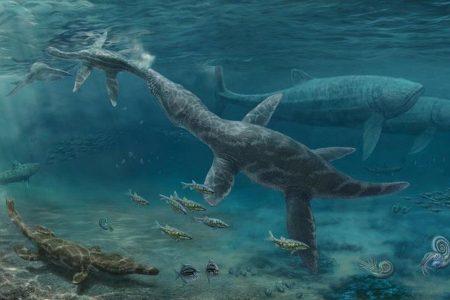 Jurassic-era monster predators flourished during extreme climate change 150M years ago