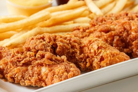 Woman dipping chicken finger in soda sparks outrage on social media