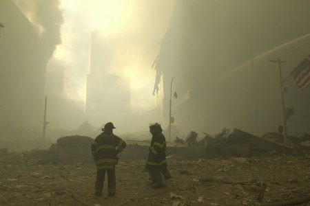 15 male Ground Zero first responders have breast cancer