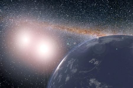 Alien life could exist on worlds overflowing with water, new research suggests