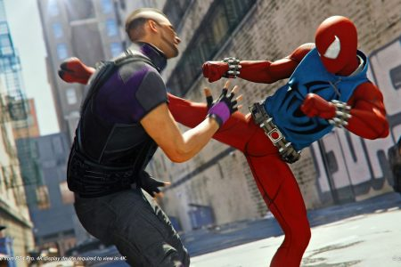 Sony Says 'Spider-Man' Is Not a Murderer