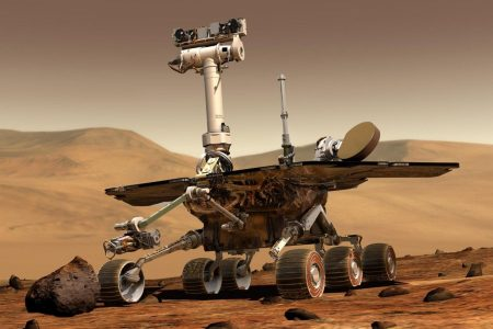 Lost Opportunity rover spotted on Mars but NASA still can't talk to it