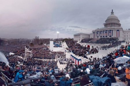 National Park Service edited inauguration photos after Trump, Spicer calls
