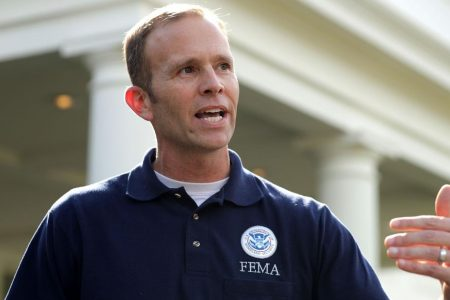 Nielsen says FEMA's Brock Long will reimburse for misuse of government vehicles